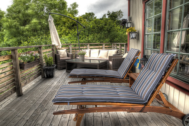 Quel est le prix de la pose d'une terrasse en bois ?